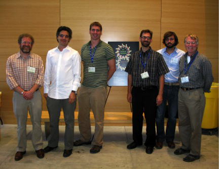 photo of peptoid principal investigators